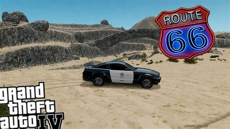 Gta Iv Lcpdfr Route 66 Police Patrol  Day 2  New Mustang