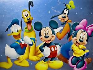 Disney Character Wallpapers HD | PixelsTalk.Net  Disney