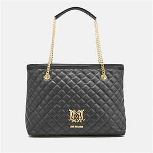 Love Moschino Beuteltasche : love moschino women 39 s quilted large shopper tote bag ~ A.2002-acura-tl-radio.info Haus und Dekorationen