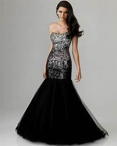 black mermaid wedding dresses naf dresses With wedding prom dresses