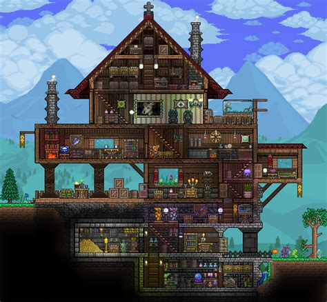 home design for pc pc ballin 39 houses by eiv terraria community forums
