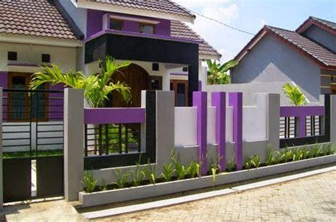tips memilih warna pagar rumah  bagus