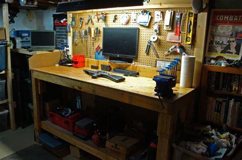 images  gun work bench  pinterest