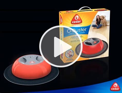 o duster robotic floor cleaner o cedar unveils the o duster robotic floor cleaner