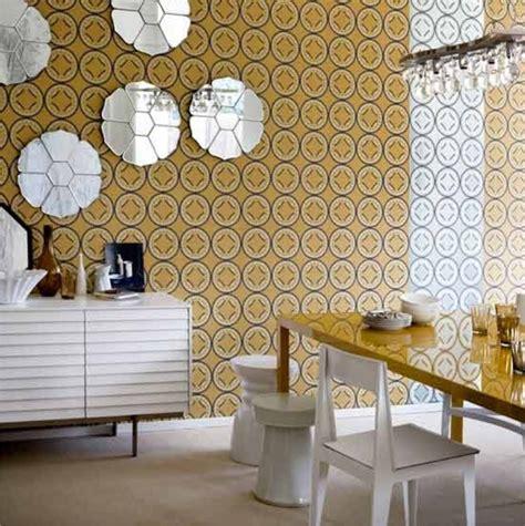 model wallpaper kamar tidur model rumah modern