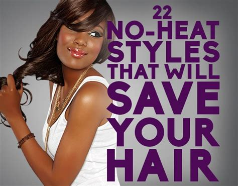 No Heat Hairstyles For Hair by 110 Best Black Hair Images On