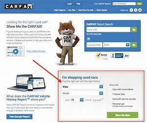 "Carfax Introduces ""New"" Used Car Listing Website DealerRefresh"