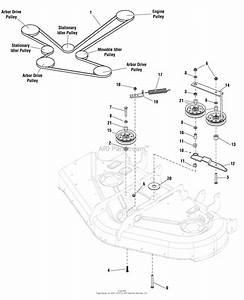 Simplicity 5900777   50 U0026quot  Mower Parts