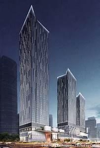 Nanjing International Finance Center A