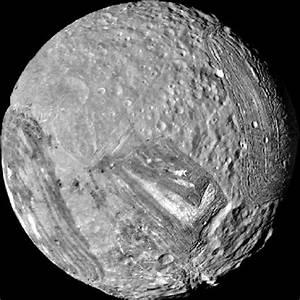 Internal Uranus Moon Miranda - Pics about space