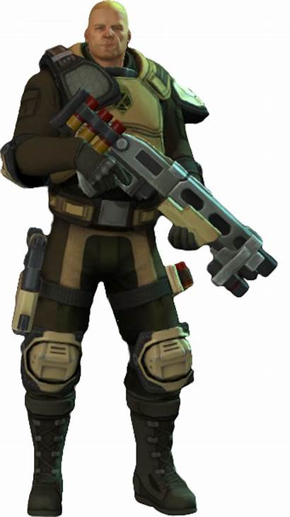 Xcom Assault Class Soldiers Commando Wikia Soldats