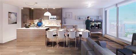 kitchen dinner ideas making the most out of small apartments using transformable spaces