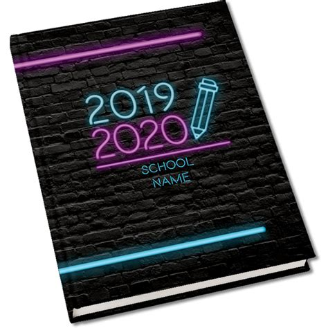 argon yearbook cover