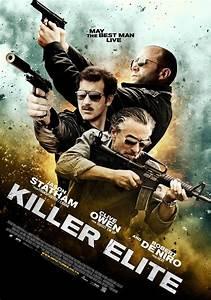 Owen Designs Killer Elite Movie Poster 9 Of 11 Imp Awards
