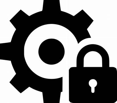 Security Icon Settings Svg Onlinewebfonts