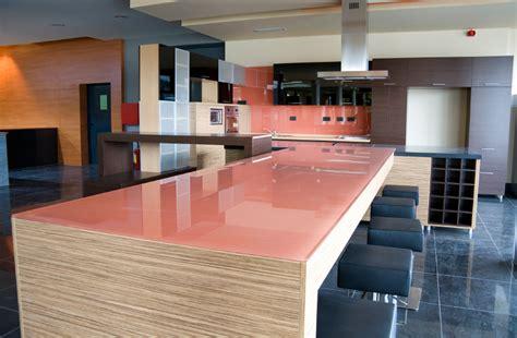 tempered glass countertop 6 kitchen countertop options that aren t granite