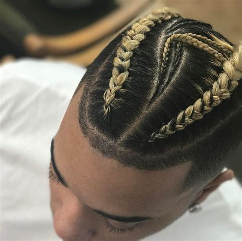 popular man braids hairstyles  mens braids