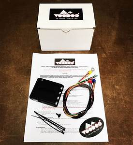 Remote Start Kit For Toyota Tacoma  2016 And Up   U2014 Kb