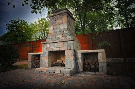 Upgrade Your Outdoor Fireplace With A Chimney Extension