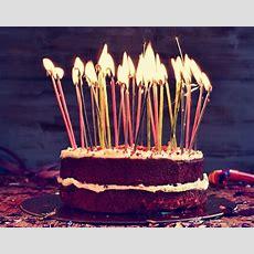 Welche Kerzen Auf Dem Geburtstagskuchen? Deutschlinien