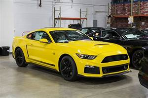 Roush Reveals First Batch of Production Ready 2015 RS Mustangs - GTspirit