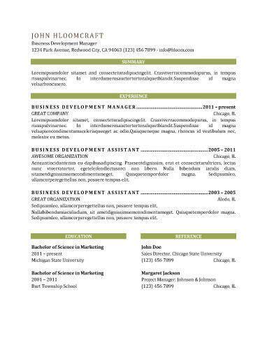 17592 exle of a resume modern resume templates 64 exles free