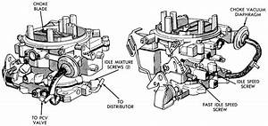 Holley 2 Barrel Carburetor Diagram