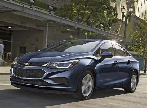 New Chevrolet Cruze Diesel Sedan Starts At $23,795, Has