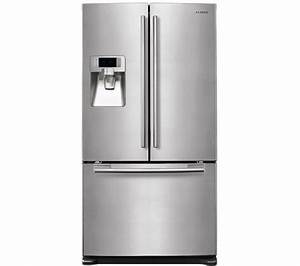 Kühlschrank American Style : buy samsung rfg23uers american style fridge freezer real stainless free delivery currys ~ Sanjose-hotels-ca.com Haus und Dekorationen