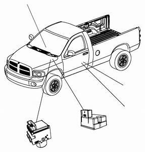 Ram 1500 Abs Control Module  Light  Repair  Warning