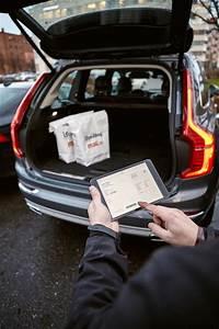 Autos Flauw : volvo maakt pakketbezorging in je auto mogelijk ~ Gottalentnigeria.com Avis de Voitures