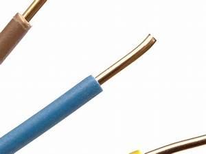 Section De Cable électrique : choisir la bonne section d 39 un c ble lectrique ~ Dailycaller-alerts.com Idées de Décoration