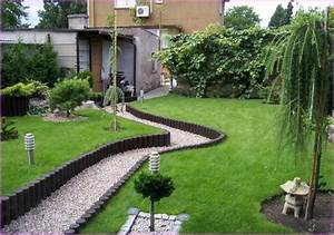 15 diy landscaping ideas for small backyards london beep for Simple small backyard landscaping ideas
