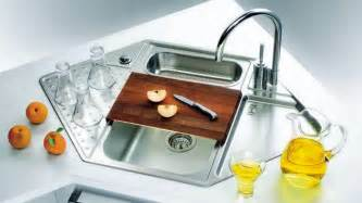 home interior design photos for small spaces 15 cool corner kitchen sink designs home design lover