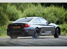 BMW M4 ride & handling Autocar