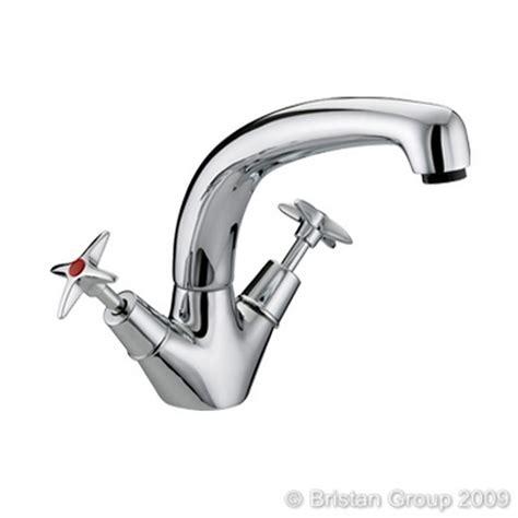 monobloc mixer sink bristan cross tap kitchen taps value snk vax