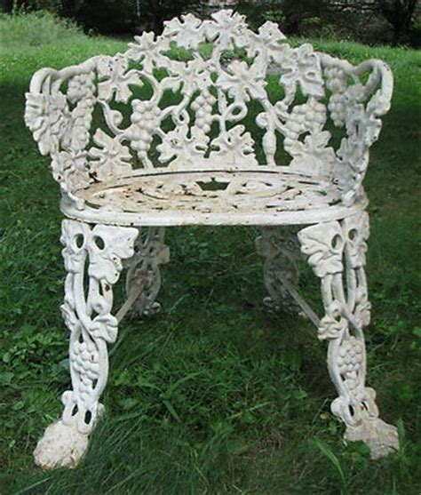 13 Best Images About Antique Garden Bench On Pinterest