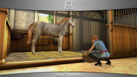 mein pferd und ich  teil  pferd spiel youtube