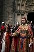 My gothic costume 14th Century- coronation of Blanche de ...