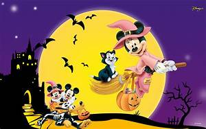 Free Disney Halloween Wallpaper | 2017 - 2018 Best Cars ...