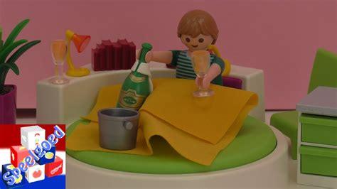 Playmobil Slaapkamer  Slaapeiland Voor De Playmobil Villa