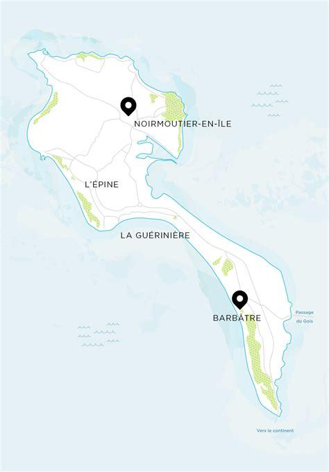 Ile De Tourisme Carte by Contactez Nous Office De Tourisme De L 206 Le De Noirmoutier