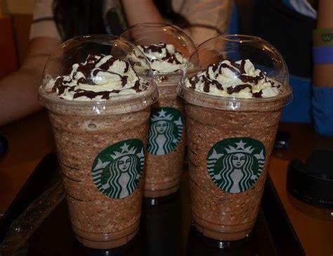 Double Chocolate Chip Frappuccino Starbucks Logo