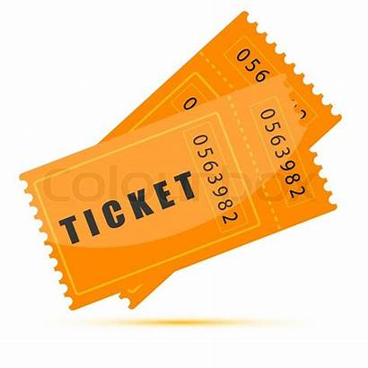 Tickets Background Illustration Tips Selling Vector Ticket