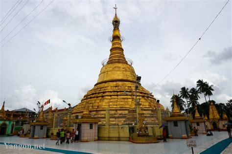 Botataung-Pagoda-Stupa