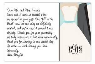 wedding gift thank you notes etiquette tidbit wedding thank you notes polka dot design ideas inspiration invitations