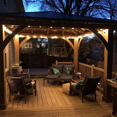stylish backyard gazebo ideas   budget garden outdoor backyard gazebo patio gazebo