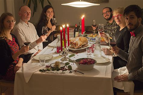 Eight Steps to Getting Wasted With Your Family Over the ...