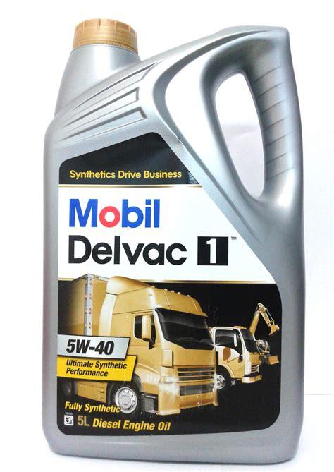 mobil delvac jual mobil delvac 1 5w 40 5l olieku supermarket oli
