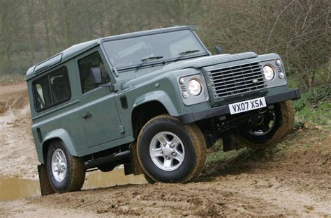 Rover Defender Review by Land Rover Defender 1983 2016 Review 2017 Autocar